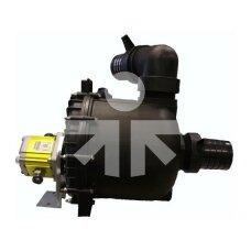 Chemijos siurblys su hidro varikliu CTH-30 900l/min 75mm išėjimai