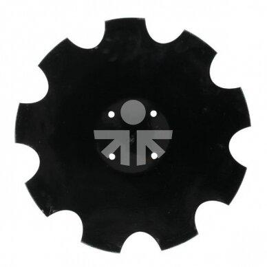 Diskas XL043 Amazone Catros 460x4,00mm
