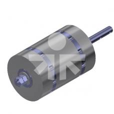 Dispenser coil with shaft 7ccm 01502500 VZ00004860