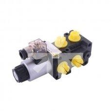 Elektromagnetinis vožtuvas 3-iai funkcijai W-E38DVS6/2 G1/2