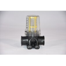 In-Line Strainer with 80 mesh filter screen, Female, 324OTO235/8105038