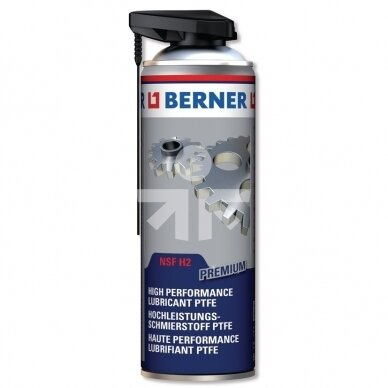 Kibusis tepalas Berner PremiumLine 500ml