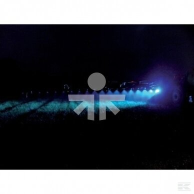 LED žibintas purkštuvui 2x5W 1200Lm TT.13111B 4