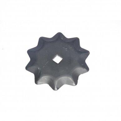 Peiliukas pašarų dalytuvo su kietmetaliu ZAGO/SEKO ir kiti 70-207.1 diametras 95mm