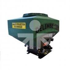 Smulkių sėklų sėjamoji Delimbe T18-300-12 (S/N 1830012S210097)