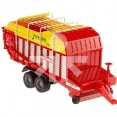 Toy Bruder 02214 Pöttinger Jumbo 6600 trailer