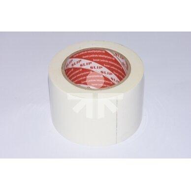 PVC Lipni juosta 75mm x 33m balta