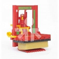 Žaislas Bruder siloso atkandėjas Strautmann Hydrofox 02333B