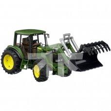 Žaislas Bruder traktorius John Deere 6920 02052