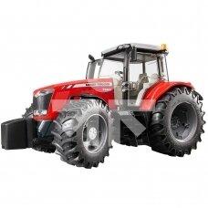 Žaislas Bruder traktorius Massey Fergusson 7624 03046