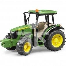 Žaislas Bruder traktorius John Deere 5115M 02106