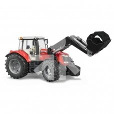 Žaislas Bruder traktorius Massey Fergusson 7624 03047
