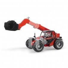 Žaislas teleskopinis krautuvas Manitou 02125B