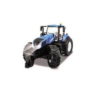 Žaislas traktorius New Holland T8.320 RTR Maisto 82026 su pulteliu 2
