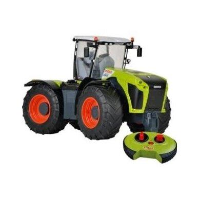 Žaislas traktorius Claas Xerion 5000 SU PULTELIU HAPPY PEOPLE 34428