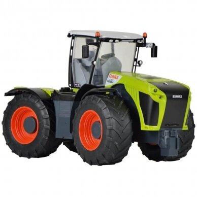Žaislas traktorius Claas Xerion 5000 SU PULTELIU HAPPY PEOPLE 34428 2