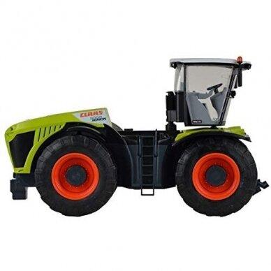 Žaislas traktorius Claas Xerion 5000 SU PULTELIU HAPPY PEOPLE 34428 4