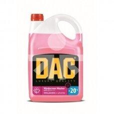 Žieminis stiklų ploviklis su glicerinu DAC 4l. -20C