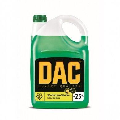 Žieminis stiklų ploviklis DAC 4l. -25C